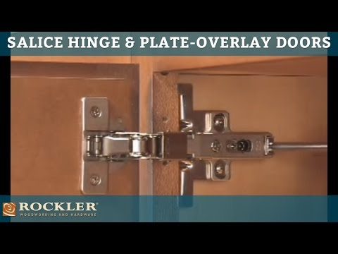 Salice 174 Hinge And Plate For 3 8 Quot Lipped Doors Rockler