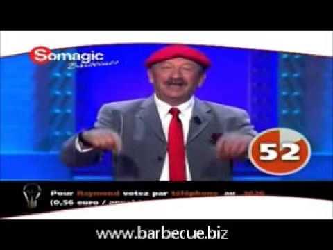 Barbecue Raymond Somagic