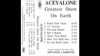 Aceyalone - Greatest Show on Earth (Fat Jack Remix Instru.)