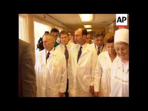 Żyły w nogach niż lasera leczonych w Moskwie