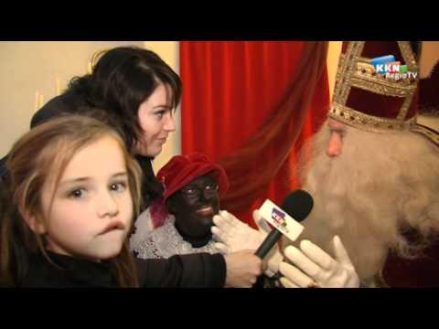 Grote drukte in het Huis van Sinterklaas in Boxmeer