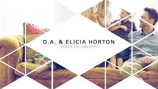 D.A. and Elicia Horton - Wisdom Forum 2018 - Family Life and the Good Life
