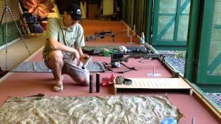 Test av Aimzonic Triton 42 ljuddämpare