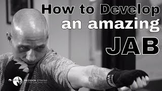 Develop a Killer Jab - Full access via sign-up at precisionstriking.com | Spanish subtitles
