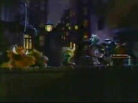 Classic Sesame Street - Danger's No Stranger