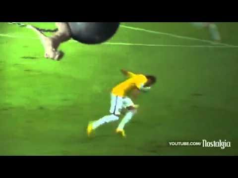 Neymar đã bị chấn thương như thế nào!!