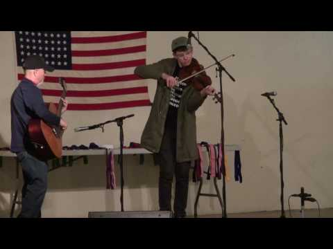 Performance at California state fiddle contest in 2017.