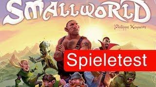 Small World (Brettspiel) / Anleitung & Rezension / SpieLama