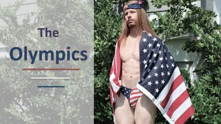 What I Love About The Olympics - Ultra Spiritual Life episode 38