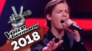 Ariana Grande   No Tears Left To Cry (Benjamin Dolic) | The Voice Of Germany | Blind Audition