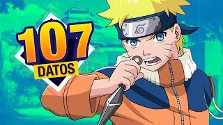 107 Datos De Naruto Que DEBES Saber (Atómico #9) en ÁtomoNetwork