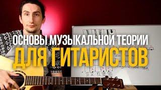 """Новый курс """"Основы музыкальной теории для гитаристов"""" - Уроки игры на гитаре Первый Лад"""