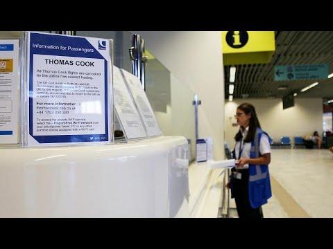 Αυτοψία στα αεροδρόμια Ελλάδας και Κύπρου μετά την κατάρρευση της Thomas Cook…