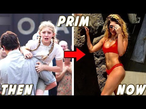 The Hunger Games ★ Then And Now