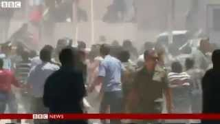 Chaos Anger And Frustration At Libya's Key Border Crossing With Tunisia...