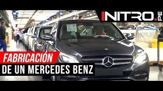 Realmente Increible Tienes que ver como se hacen los Mercedes Benz