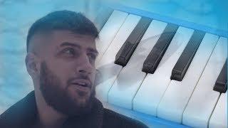 Reynmen - Derdim Olsun Melodika Notaları   Melodika Şarkıları