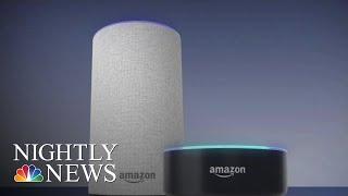 Thousands Of Amazon Employees Listen To Alexa Voice Recordings | NBC Nightly News