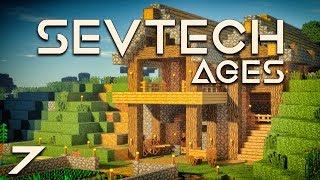 sevtech ages ep 1 chosen - TH-Clip