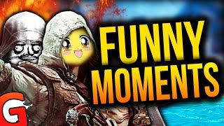 TITANIC IN AC!? - Assassin's Creed Unity COOP Funny Moments #3 (Funtage)