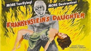 Frankenstein's Daughter (1958) IMDb 3.8✩