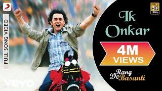 A.R. Rahman - Ik Onkar Best Video|Rang De Basanti|Aamir