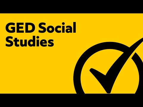 GED Social Studies Study Guide - YouTube