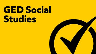 GED Social Studies [2019] Study Guide