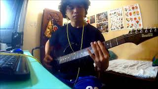 Chico Science - Liar (Guitar Cover)