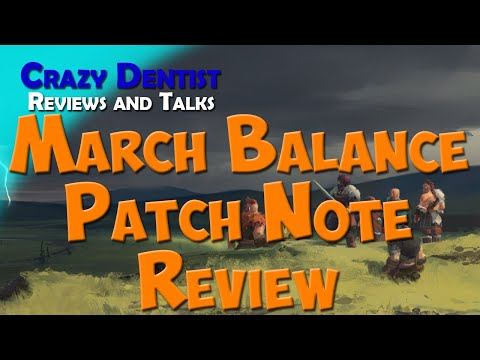 March Balance Patch Note Review | Northgard