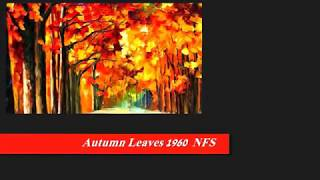 FRANK CHACKSFIELD - AUTUMN LEAVES