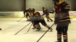 CMU Hockey Scrimmage