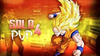 "1.8 Solo PVP # 4 Super Saiyan Rogue ""Hacker"""