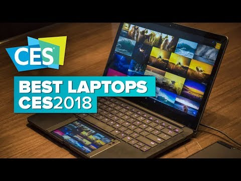 All the best laptops from CES 2018 (видео)