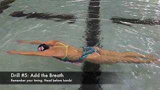 Better Butterfly Body Position with Chloe Sutton