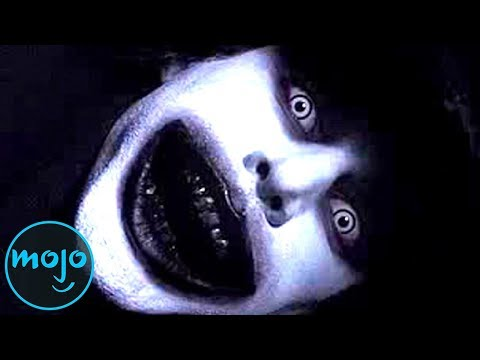 Top 10 Most Paused Horror Movie Moments