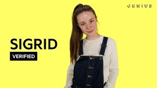 "Sigrid ""Strangers"" Official Lyrics & Meaning 