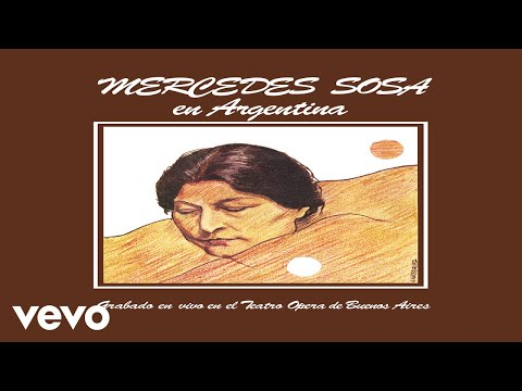Mercedes Sosa - Al Jardín De La Republica (Audio)