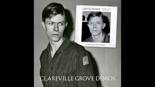 BOWIE ~ AN OCCASIONAL DREAM ~ CLAREVILLE GROVE DEMO