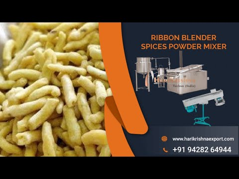 Namkeen Making Machines