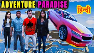 GTA 5 - BIG ADVENTURE PARADISE