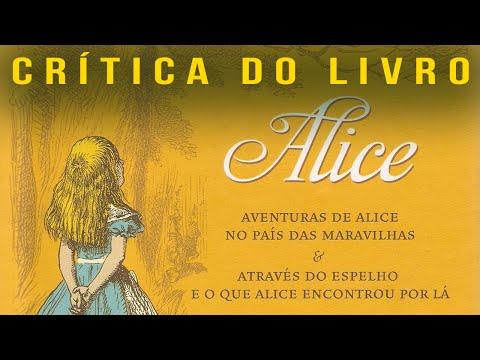 Alice no País das Maravilhas | Crítica do Livro