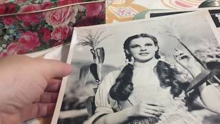 Vintage Collective Thrift Haul #30 Linens, Jewelry, Old Hollywood, Antique Perfume Bottle & More