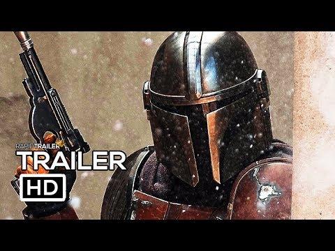 THE MANDALORIAN Official Trailer (2019) Disney, Star Wars Series HD