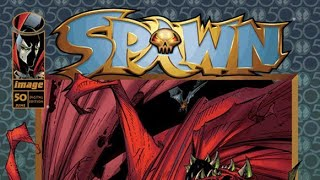 TODD MCFARLANE & GREG CAPULLO Comic Book Artist Spotlight: Spawn Issue #50