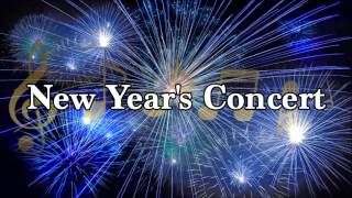 New Year's Concert   Happy New Year 2017   Classical Music
