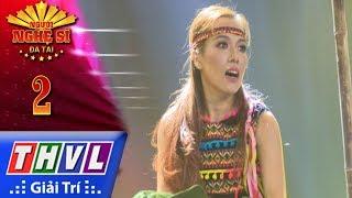 THVL | Người nghệ sĩ đa tài 2017 - Tập 2[2]: Cỏ dại - Lý Thanh Thảo