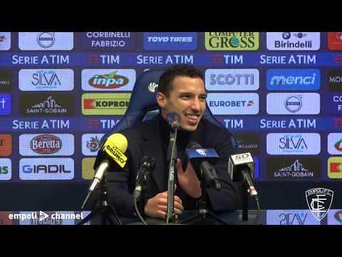 Preview video Le parole di Antonino La Gumina e Ismael Bennacer al termine di Empoli-Sampdoria