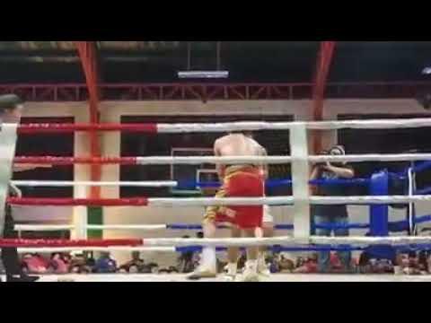 CARL JAMMES MARTIN VS  ALOLOD FULL FIGHT SEPT. 21 2019