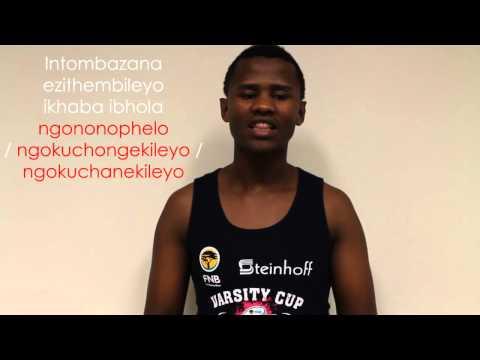 Learn isiXhosa with Vernac News! #6